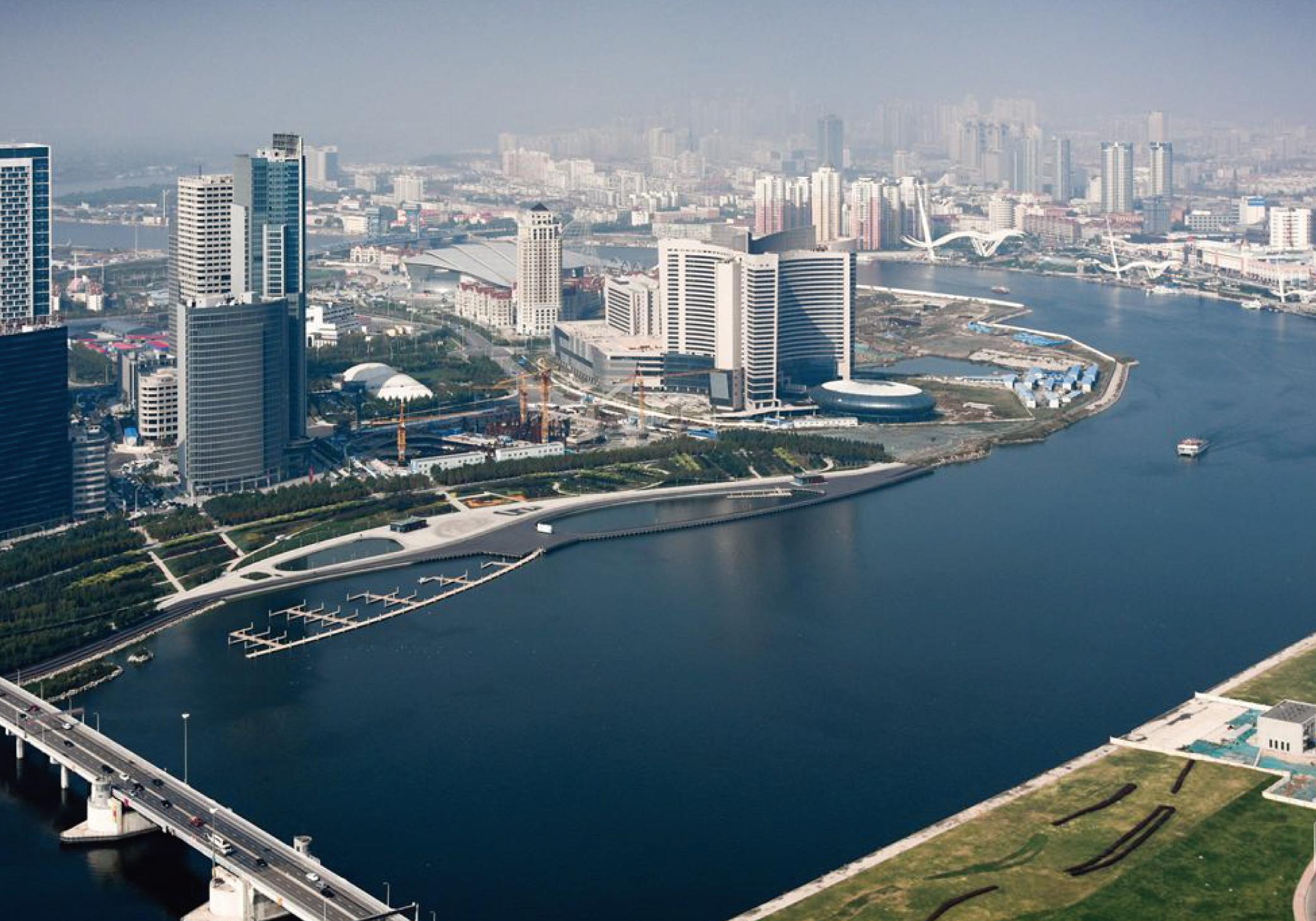 天津市滨海新区视频宣传片